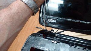 laptop broken screen