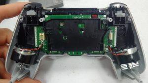 Video game controller internals