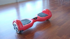 Hoverboard Repaired