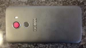 Alcatel Phone Camera Removal for Security Job